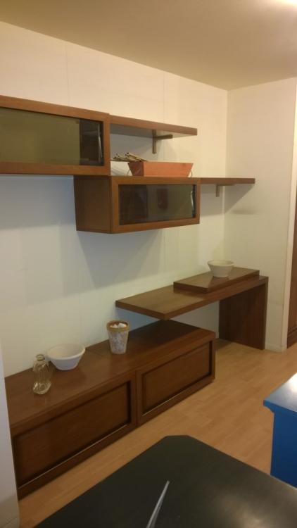 SOGGIORNO CLASSICO NOCE - Mobili, arredamento: cucine, salotti, camere da let...
