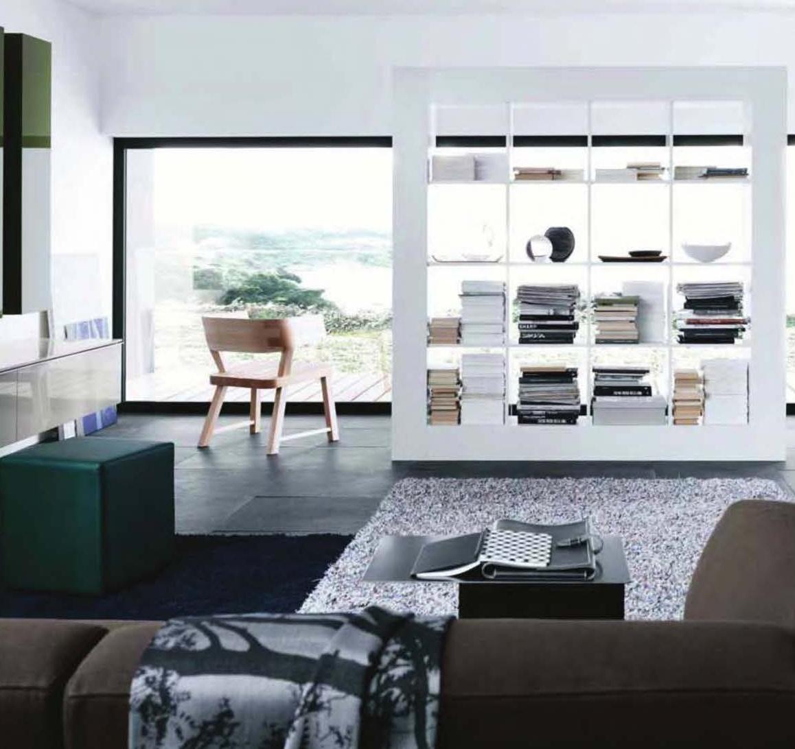Soggiorno sospeso arredamento moderno tregima for Home arredamento