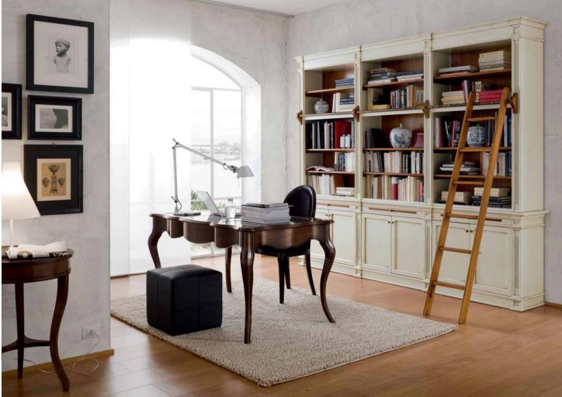Soggiorni arredamento classico tregima for Arredamento classico soggiorno