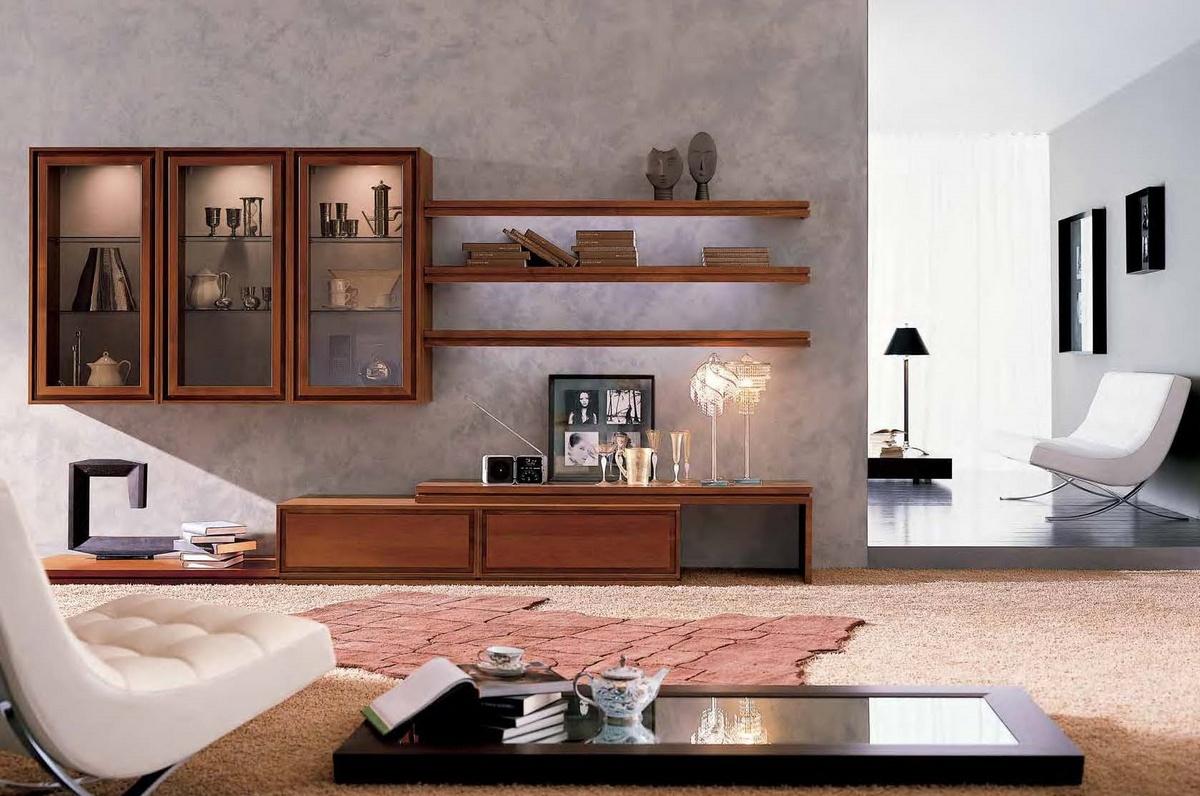 Soggiorno classico stilizzato mod.08 - Arredamento classico Tregima