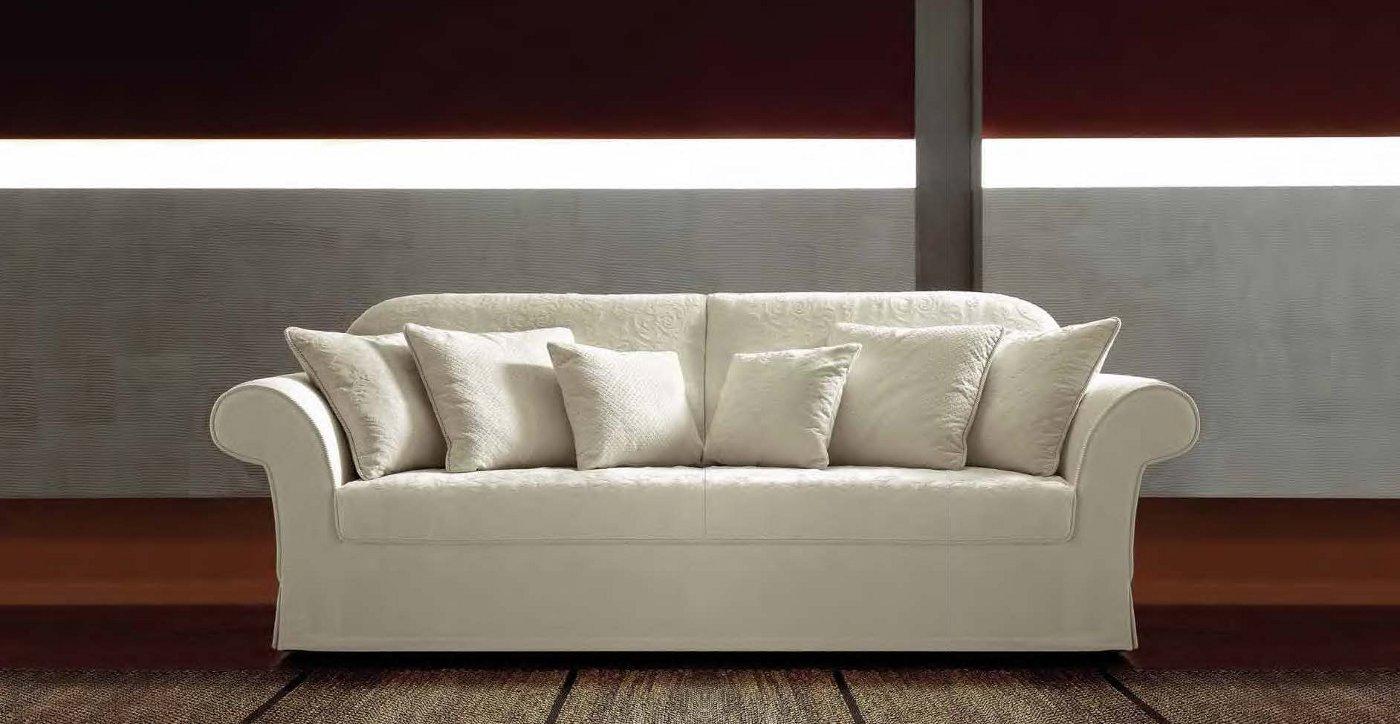 Divano classico moderno: divano letto posti classico moderno maxi con.