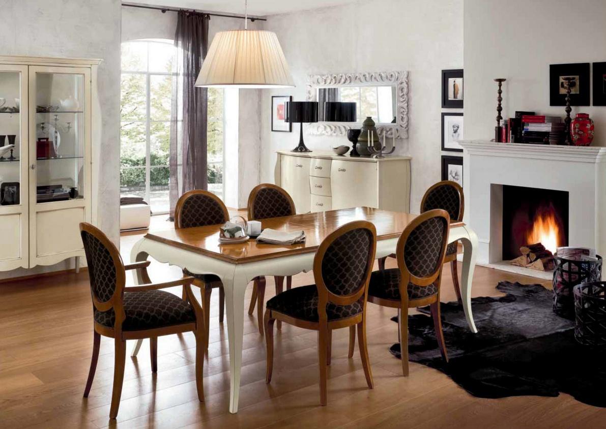 Soggiorno in stile liberty arredamento classico for Arredamento classico soggiorno